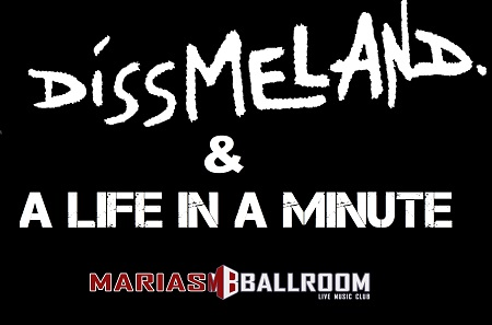 A Life In A Minute Dissmeland 2019 Header 450 54559 A Life in A Minute & Dissmeland (Stoner, Noise & Rock)