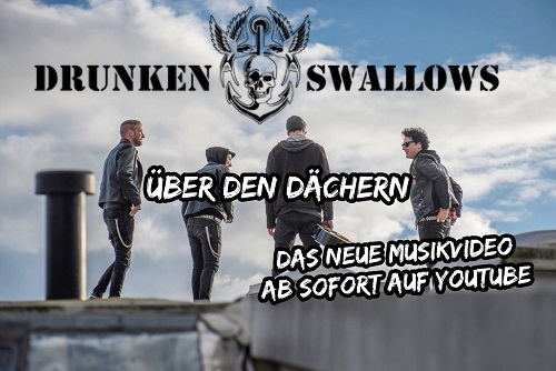 Drunken Swallow 2019 Pic2 500 54904 Drunken Swallows & Drei Meter Feldweg | Support: Kultstatus