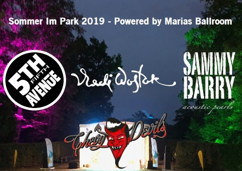 Sommer im Park 2019 Header 500 Final 55933  Sommer im Park powered by Marias Ballroom Open Air Festival: